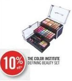 The Color Institute Defining Beauty Set