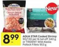Aqua Star Cooked Shrimp