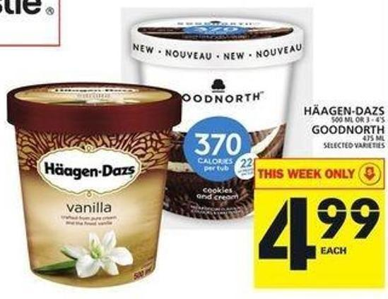 Häagen-dazs Or Goodnorth