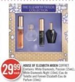 House Of Elizabeth Arden Coffret