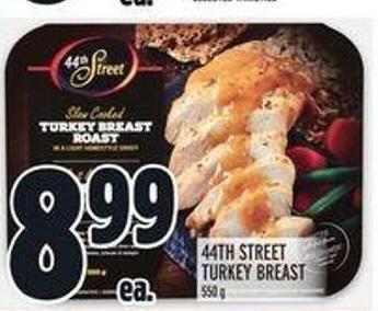 44th Street Turkey Breast