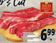 Red Grill Beef Short Ribs