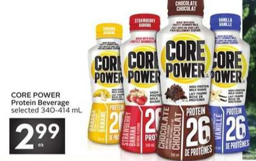 Core Power Protein Beverage