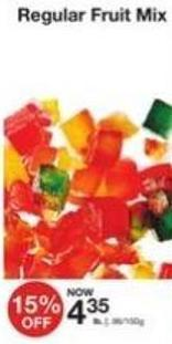 Regular Fruit Mix