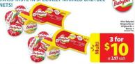 Mini Babybel Original 6s or Original 6s + Bonus 1