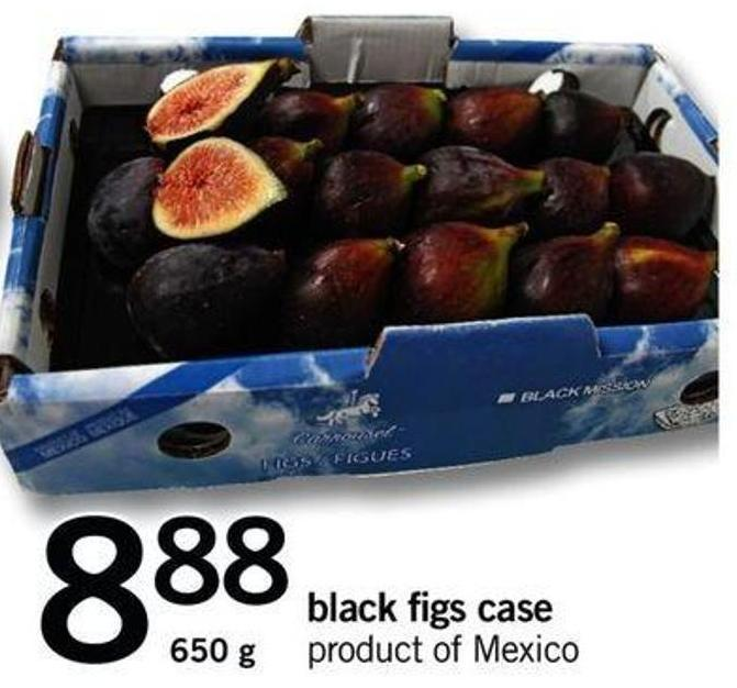 Black Figs Case - 650 G