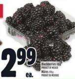 Blackberries 170 g