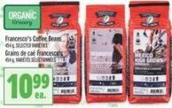 Francesco's Coffee Beans 454 g