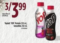 Yoplait Yop Protein - 250ml - Smoothie - 250ml