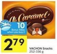 Vachon Snacks 252-336 g - 10 Air Miles Bonus Miles