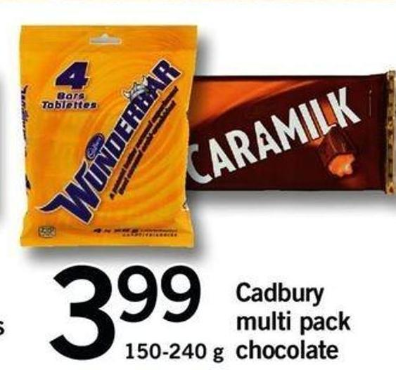 Cadbury Multi Pack Chocolate