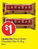 Lärabar Bar Peanut Butter Chocolate Chip 45-48 g