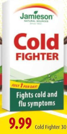 Cold Fighter 30