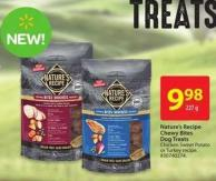 Nature's Recipe Chewy Bites Dog Treats