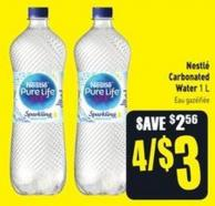 Nestlé Carbonated Water 1 L