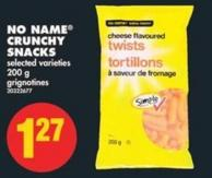 No Name Crunchy Snacks.200 g