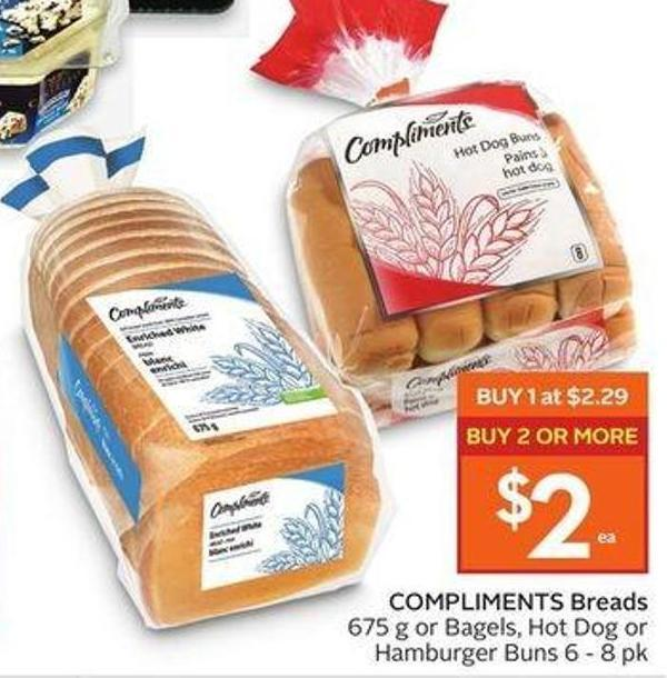 Compliments Breads