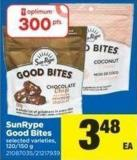 Sunrype Good Bites - 120/150 g