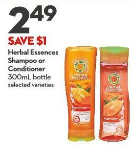Herbal Essences Shampoo or Conditioner