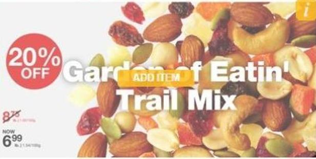 Garden of Eatin' Trail Mix
