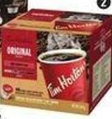 Tim Hortons Coffee Pods - 48-ct.