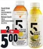 Coco5 Drink 500 ml