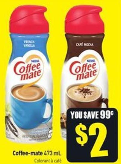 Coffee-mate 473 mL