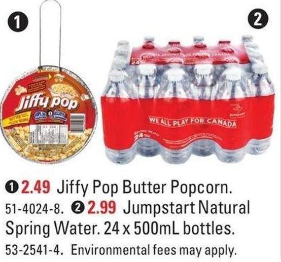 2. Jumpstart Natural Water
