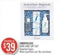 Embryolisse Skin Care Gift Set