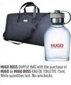 Hugo By Hugo Boss Eau De Toilette 75ml