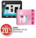 Adidas Fragrance Gift Set