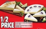 Ile De France Or L'extra Brie Cheese