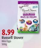 Russell Stover Mini Eggs 500g