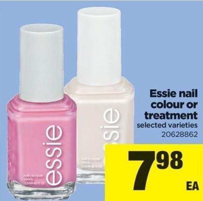 Essie Nail Colour Or Treatment