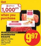 Marcangelo Marinated Roasts - 600 G-1.2 Kg