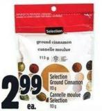 Selection Ground Cinnamon 113 g