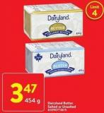 Dairyland Butter 454 g