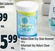 Nature Clean Oxy Stain Remover 700 g