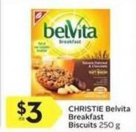 Christie Belvita Breakfast Biscuits