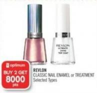 Revlon Classic Nail Enamel or Treatment