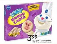 Pillsbury Easter Cookies