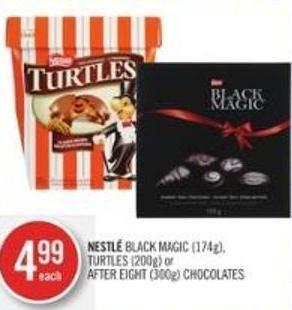 Nestlé Black Magic (174g) - Turtles (200g) or After Eight (300g) Chocolates