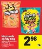 Maynards Candy Bag - 315/355 g