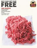 Fresh Ground Daily Certified Angus  Extra Lean Ground Beef 15.41/kg