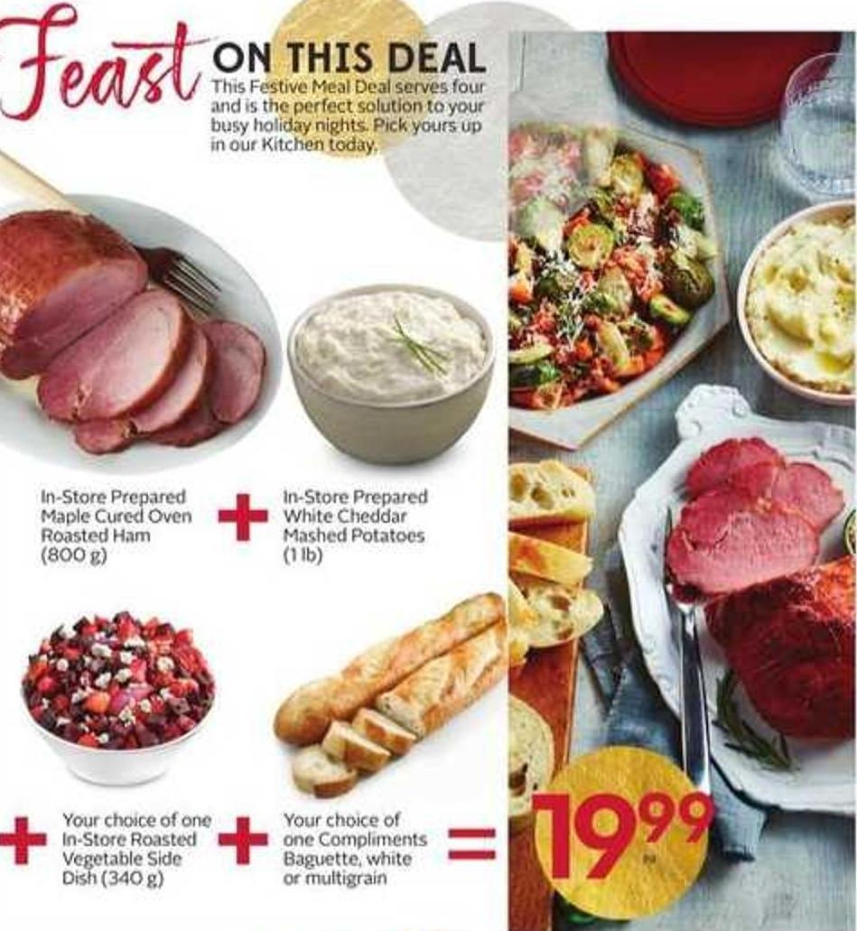 Feast On This Deal