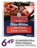 Schneiders Blue Ribbon Bologna Selected 375 - 500 g