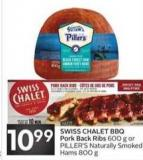 Swiss Chalet Bbq Pork Back Ribs