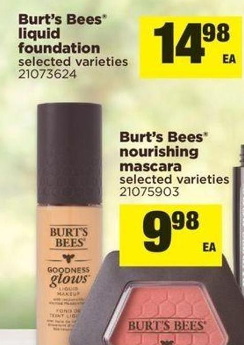 Burt's Bees Liquid Foundation