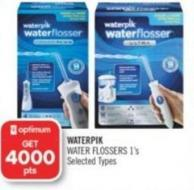 Waterpik Water Flossers 1's