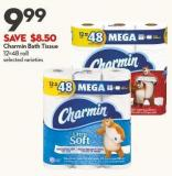 Charmin Bath Tissue  12=48 Roll